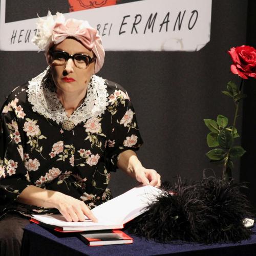 """Annette Postel als """"Carmen"""" © JoMiMaSch"""
