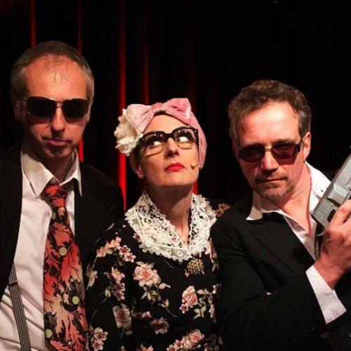 v.l.n.r. Bobbi Fischer, Annette Postel und Norbert Kotzan  © JoMiMaSch