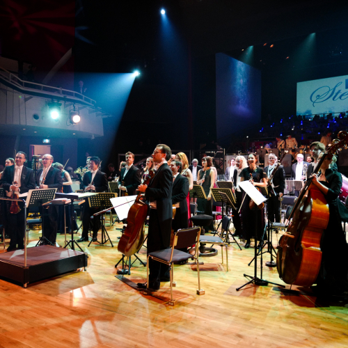 Die Münchner Symphoniker © Thomas Sgodda