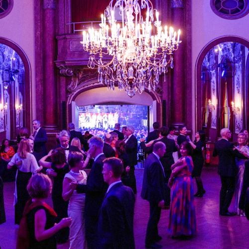 Tanzen im Silbersaal © Thomas Sgodda