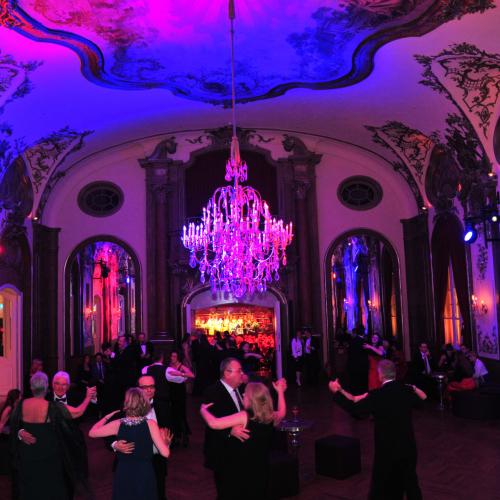 Tanzen im Silbersaal © Sabine Bartel / SB Photodesign