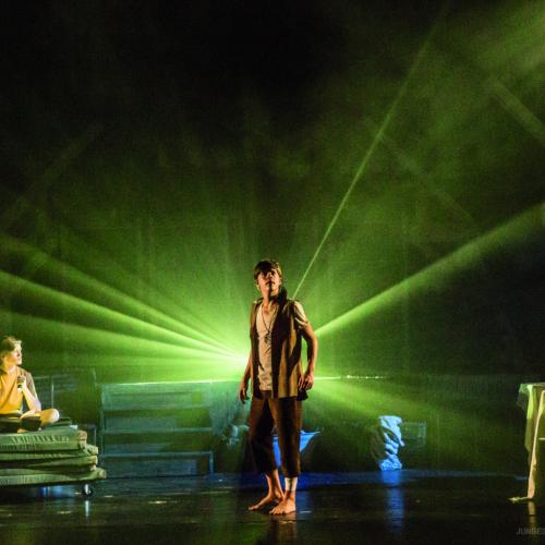 Tristan Witzel, Oscar Kafsack © Actors Photography