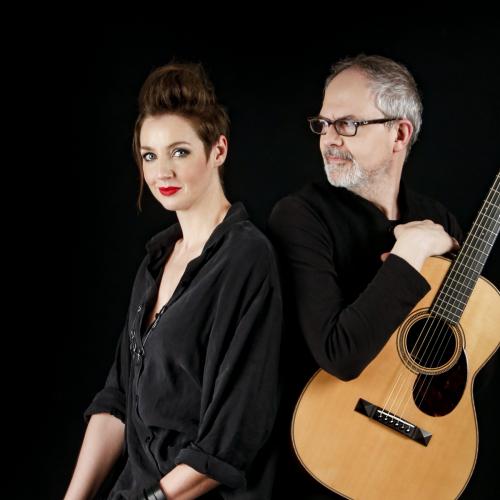 Foto Bettina Mönch und Gil Mehmert