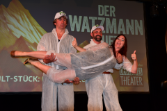Arnd Schimkat, Aurel Bereuter, Sabine Kapfinger © Susanne Brill