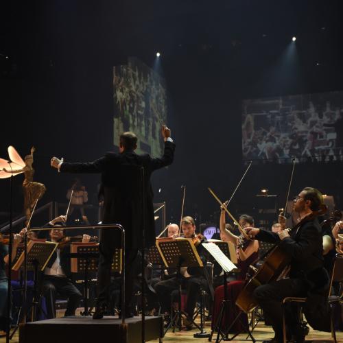 Die Münchner Symphoniker.