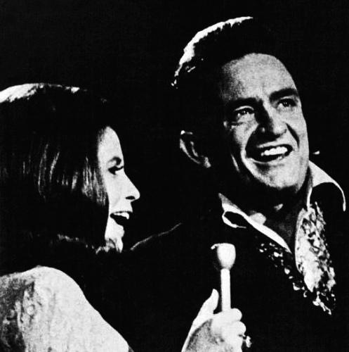 Johnny Cash und June Carter