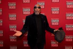 Entertainer Ron Williams