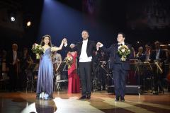Eugnia Dushina, Michael Balke und Galeano Salas