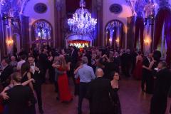 Auch der Silbersaal wird zur Tanzfläche