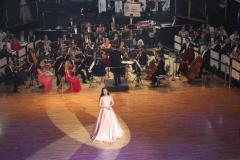 Sopranistin Eugenia Dushina und die Münchner Symphoniker