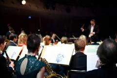Die Münchner Symphoniker unter der Leitung von Michael Balke