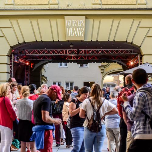 Das Sommerfest lockte zahlreiche Besucher an