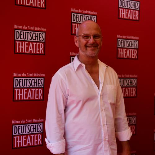 Schauspieler Andreas Borcherding