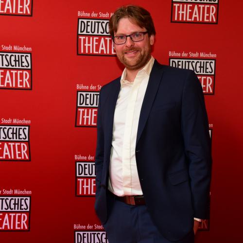 Kabarettist und Schauspieler Sven  Hussock