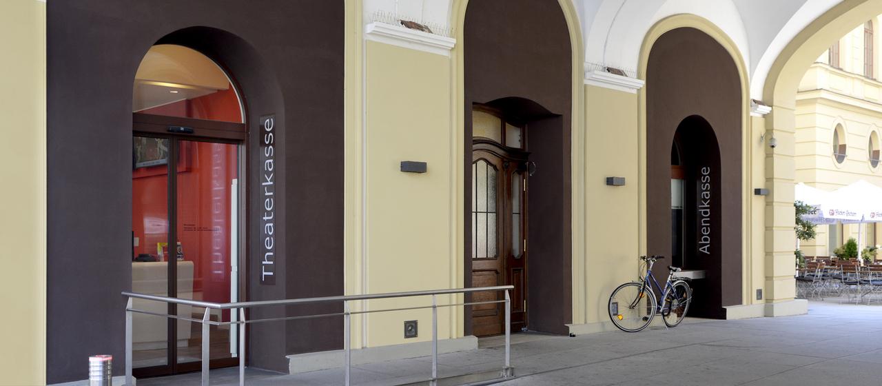 Theaterkasse des Deutschen Theaters in München
