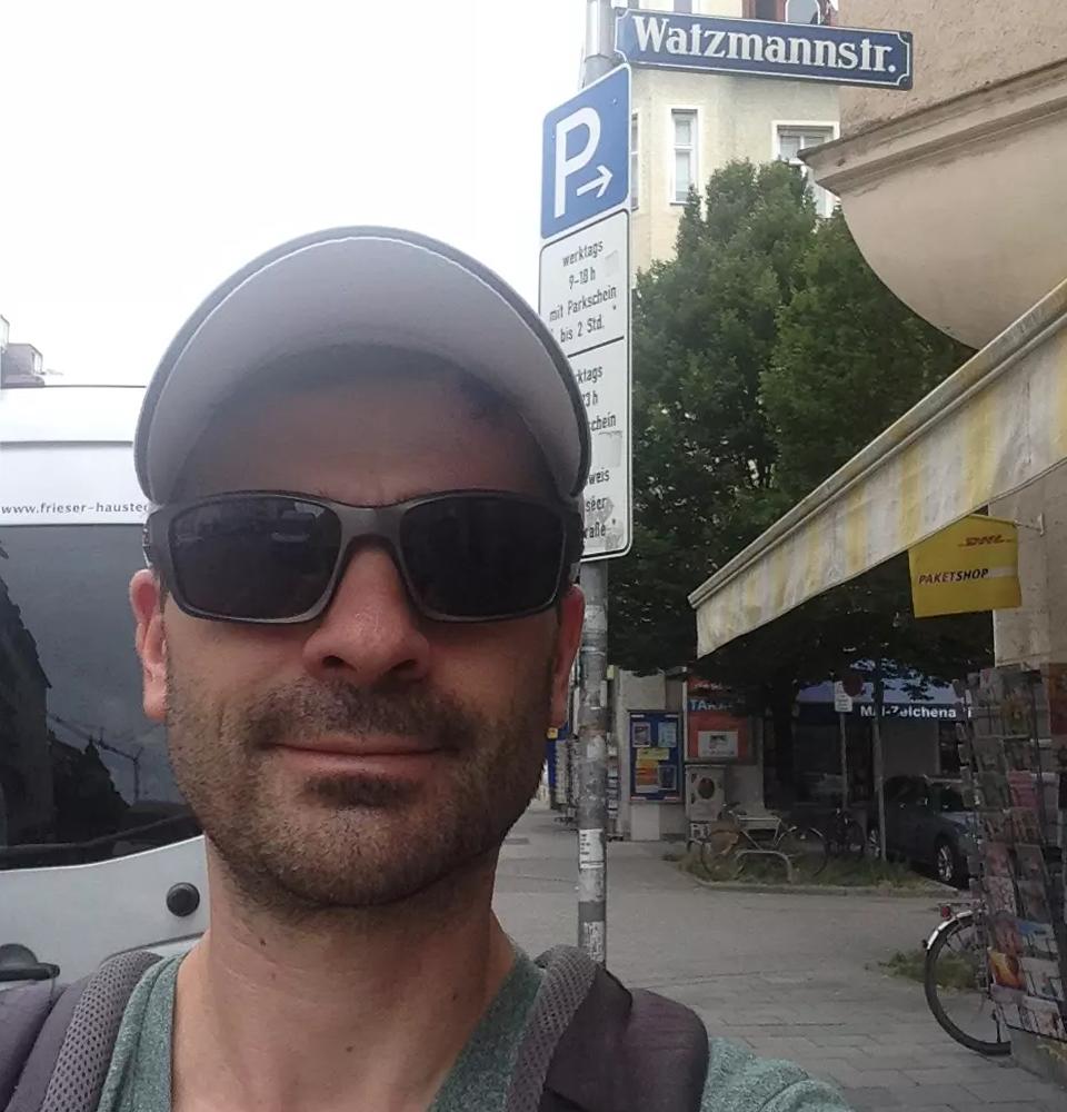 Christoph Theussl Watzmannstraße