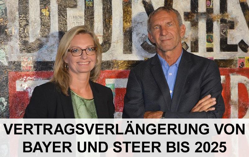 Carmen Bayer und Werner