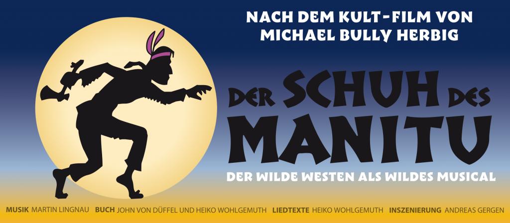 Der Schuh des Manitu als Musical im Theater des Westens